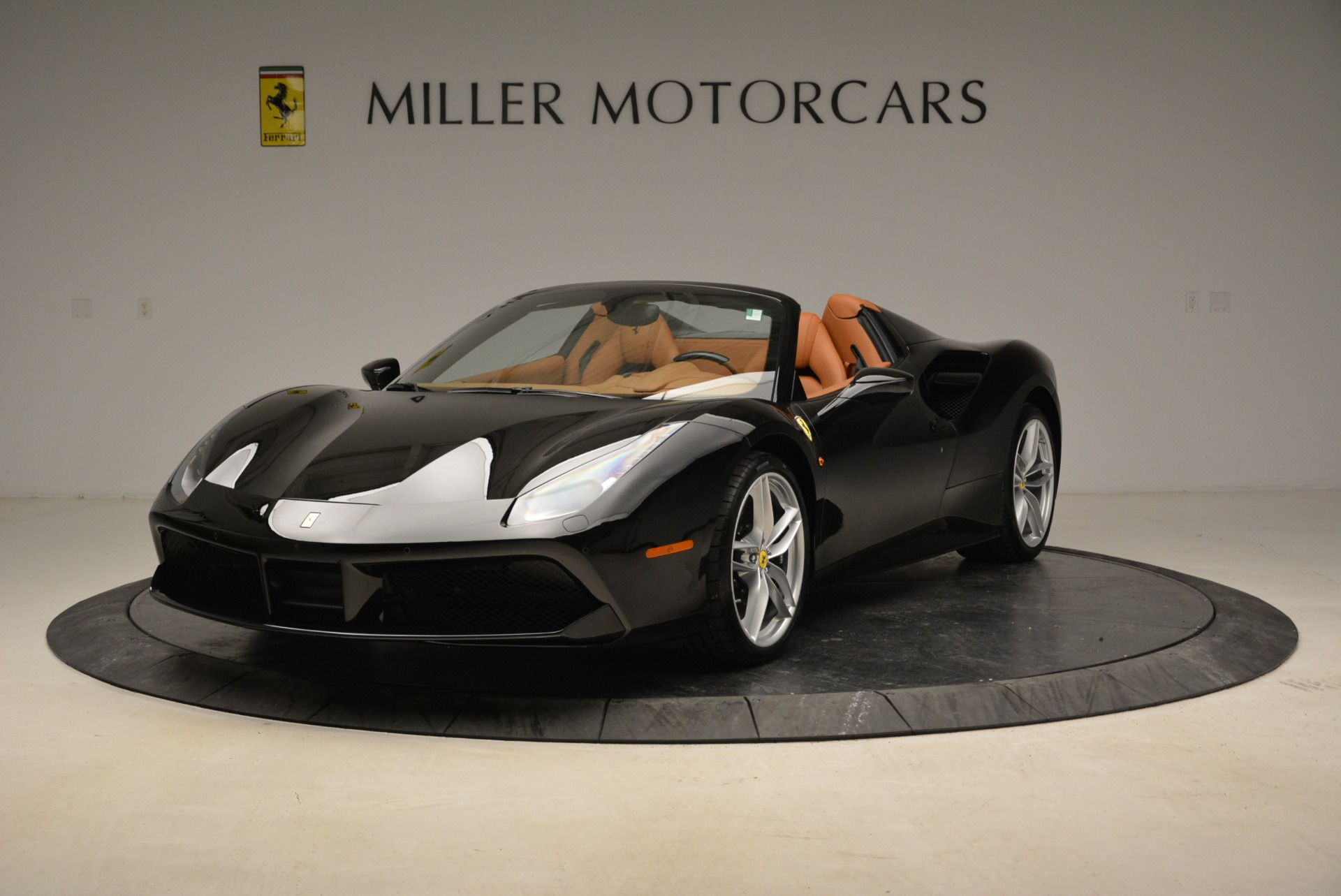 Used 2017 Ferrari 488 Spider for sale Sold at Alfa Romeo of Westport in Westport CT 06880 1