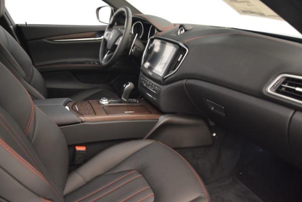 New 2018 Maserati Ghibli S Q4 for sale Sold at Alfa Romeo of Westport in Westport CT 06880 20