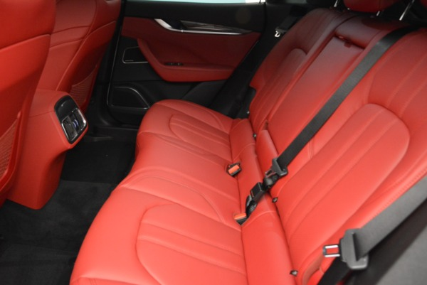 New 2018 Maserati Levante S Q4 GranSport for sale Sold at Alfa Romeo of Westport in Westport CT 06880 23