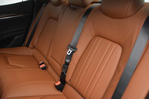 Used 2016 Maserati Ghibli S Q4 for sale Sold at Alfa Romeo of Westport in Westport CT 06880 19
