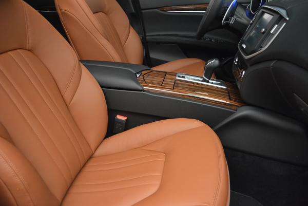 Used 2016 Maserati Ghibli S Q4 for sale Sold at Alfa Romeo of Westport in Westport CT 06880 21