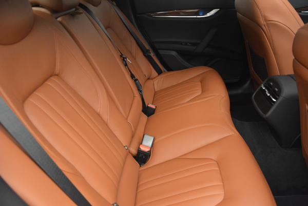 Used 2016 Maserati Ghibli S Q4 for sale Sold at Alfa Romeo of Westport in Westport CT 06880 24