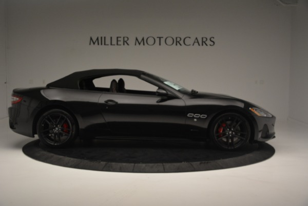 New 2018 Maserati GranTurismo Sport Convertible for sale Sold at Alfa Romeo of Westport in Westport CT 06880 11