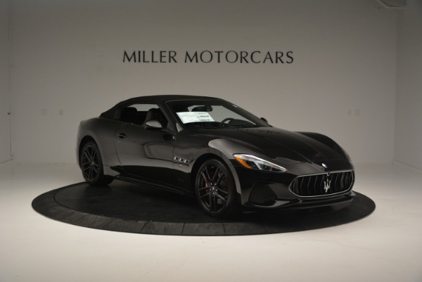 New 2018 Maserati GranTurismo Sport Convertible for sale Sold at Alfa Romeo of Westport in Westport CT 06880 13
