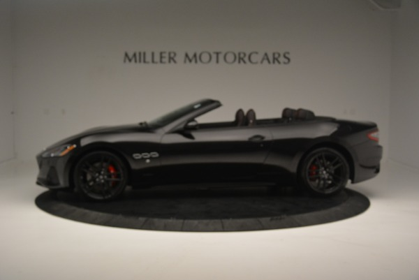 New 2018 Maserati GranTurismo Sport Convertible for sale Sold at Alfa Romeo of Westport in Westport CT 06880 17