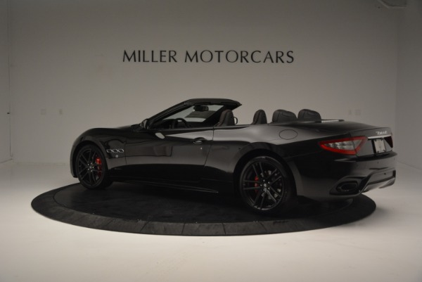 New 2018 Maserati GranTurismo Sport Convertible for sale Sold at Alfa Romeo of Westport in Westport CT 06880 18