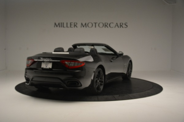 New 2018 Maserati GranTurismo Sport Convertible for sale Sold at Alfa Romeo of Westport in Westport CT 06880 21