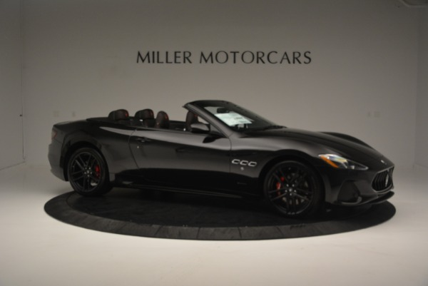 New 2018 Maserati GranTurismo Sport Convertible for sale Sold at Alfa Romeo of Westport in Westport CT 06880 24