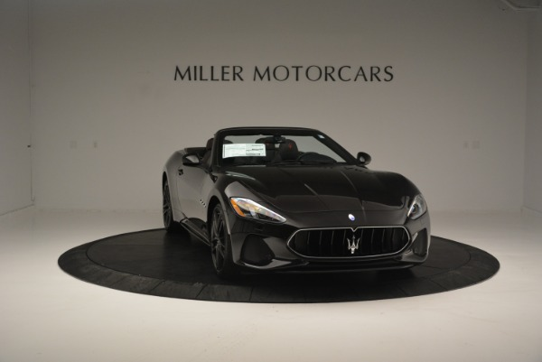 New 2018 Maserati GranTurismo Sport Convertible for sale Sold at Alfa Romeo of Westport in Westport CT 06880 26