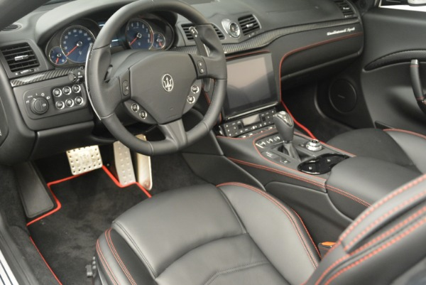 New 2018 Maserati GranTurismo Sport Convertible for sale Sold at Alfa Romeo of Westport in Westport CT 06880 28