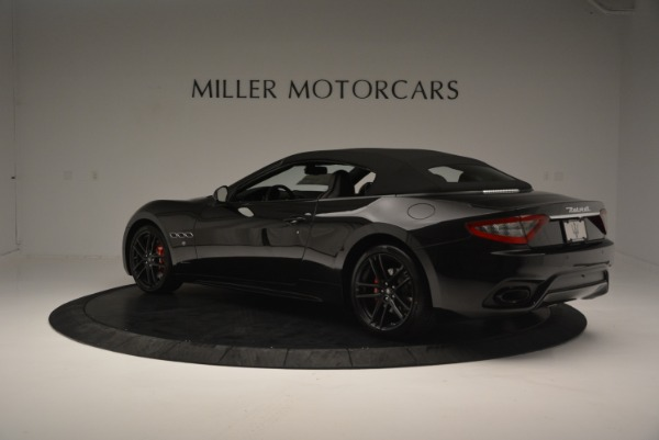 New 2018 Maserati GranTurismo Sport Convertible for sale Sold at Alfa Romeo of Westport in Westport CT 06880 6