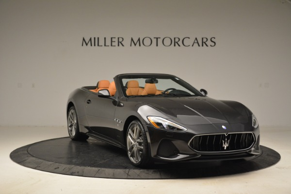 Used 2018 Maserati GranTurismo Sport Convertible for sale Sold at Alfa Romeo of Westport in Westport CT 06880 10
