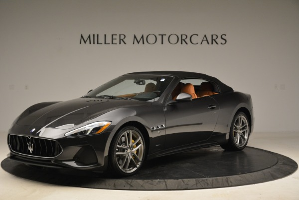 Used 2018 Maserati GranTurismo Sport Convertible for sale Sold at Alfa Romeo of Westport in Westport CT 06880 12