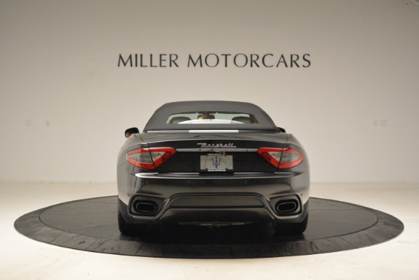 Used 2018 Maserati GranTurismo Sport Convertible for sale Sold at Alfa Romeo of Westport in Westport CT 06880 16