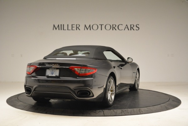 Used 2018 Maserati GranTurismo Sport Convertible for sale Sold at Alfa Romeo of Westport in Westport CT 06880 17