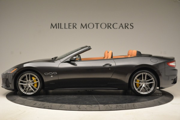 Used 2018 Maserati GranTurismo Sport Convertible for sale Sold at Alfa Romeo of Westport in Westport CT 06880 2