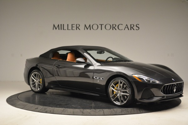Used 2018 Maserati GranTurismo Sport Convertible for sale Sold at Alfa Romeo of Westport in Westport CT 06880 20