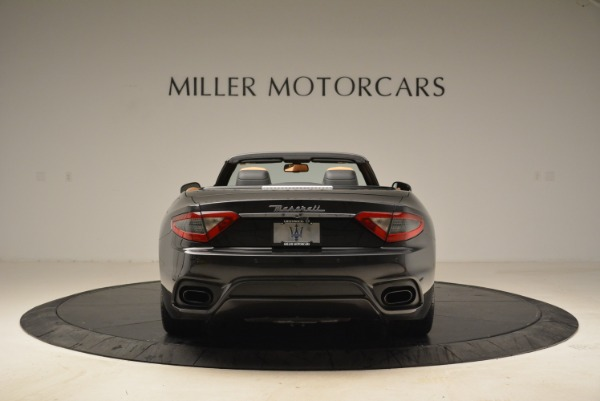 Used 2018 Maserati GranTurismo Sport Convertible for sale Sold at Alfa Romeo of Westport in Westport CT 06880 5