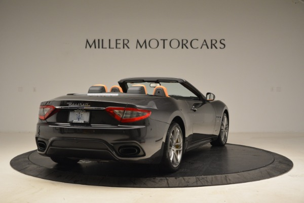 Used 2018 Maserati GranTurismo Sport Convertible for sale Sold at Alfa Romeo of Westport in Westport CT 06880 6