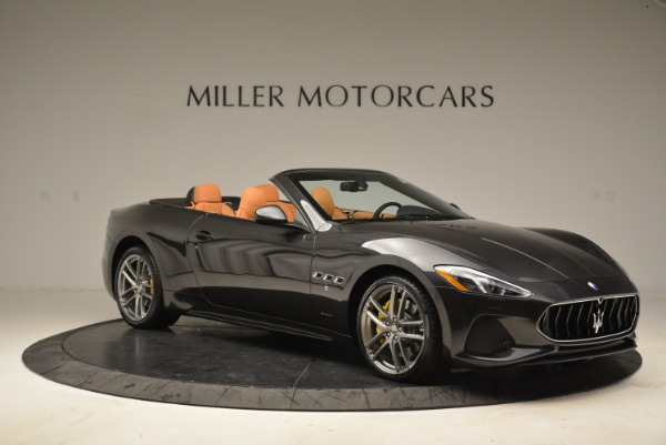 Used 2018 Maserati GranTurismo Sport Convertible for sale Sold at Alfa Romeo of Westport in Westport CT 06880 9