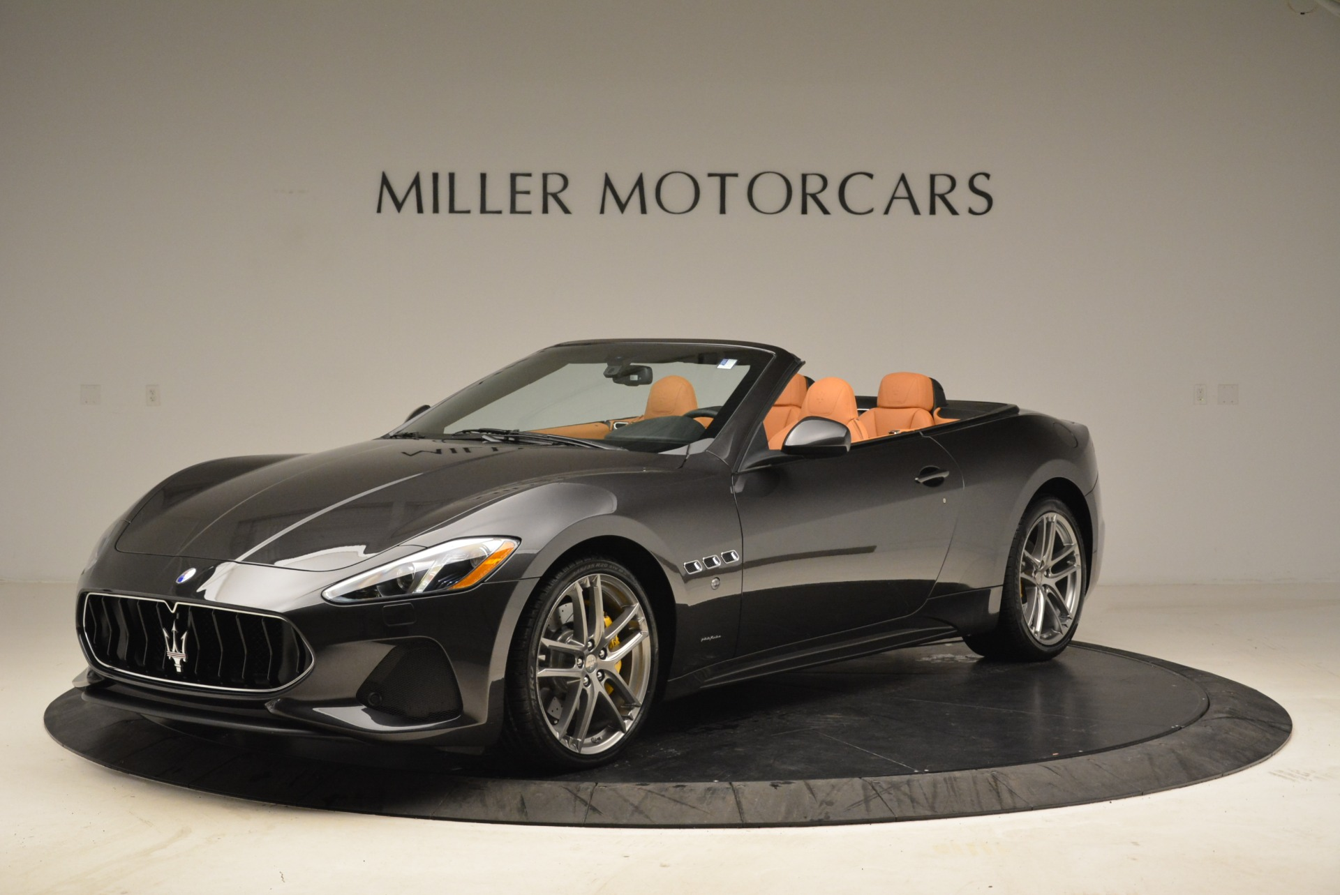 Used 2018 Maserati GranTurismo Sport Convertible for sale Sold at Alfa Romeo of Westport in Westport CT 06880 1