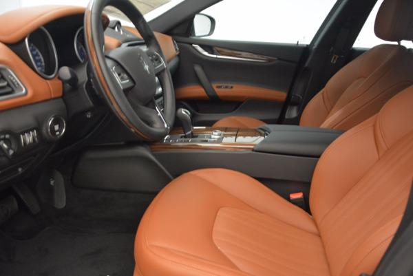 New 2018 Maserati Ghibli S Q4 GranLusso for sale Sold at Alfa Romeo of Westport in Westport CT 06880 14
