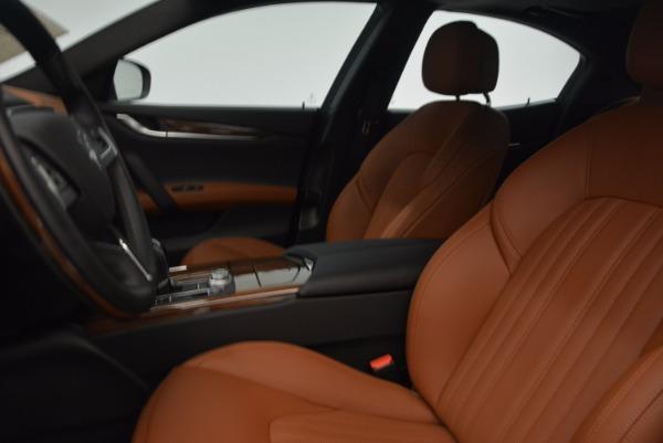 New 2018 Maserati Ghibli S Q4 GranLusso for sale Sold at Alfa Romeo of Westport in Westport CT 06880 15