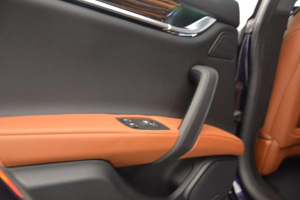 New 2018 Maserati Ghibli S Q4 GranLusso for sale Sold at Alfa Romeo of Westport in Westport CT 06880 17