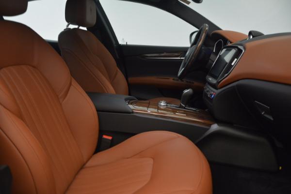 New 2018 Maserati Ghibli S Q4 GranLusso for sale Sold at Alfa Romeo of Westport in Westport CT 06880 22