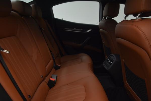 New 2018 Maserati Ghibli S Q4 GranLusso for sale Sold at Alfa Romeo of Westport in Westport CT 06880 23