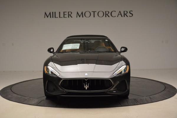 New 2018 Maserati GranTurismo Sport Convertible for sale Sold at Alfa Romeo of Westport in Westport CT 06880 12