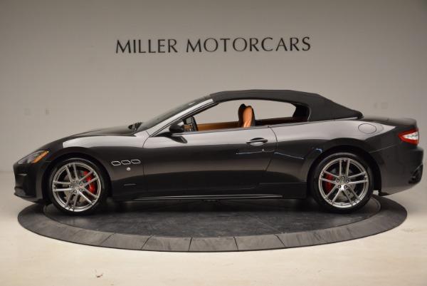 New 2018 Maserati GranTurismo Sport Convertible for sale Sold at Alfa Romeo of Westport in Westport CT 06880 3