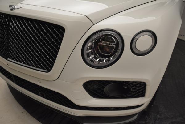 New 2018 Bentley Bentayga Black Edition for sale Sold at Alfa Romeo of Westport in Westport CT 06880 15