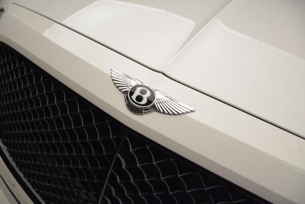 New 2018 Bentley Bentayga Black Edition for sale Sold at Alfa Romeo of Westport in Westport CT 06880 18