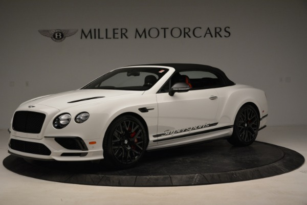 Used 2018 Bentley Continental GTC Supersports Convertible for sale Sold at Alfa Romeo of Westport in Westport CT 06880 13