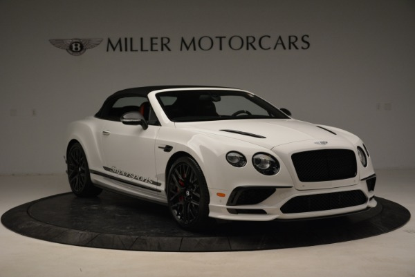 Used 2018 Bentley Continental GTC Supersports Convertible for sale Sold at Alfa Romeo of Westport in Westport CT 06880 19