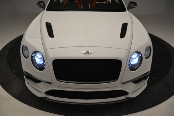 Used 2018 Bentley Continental GTC Supersports Convertible for sale Sold at Alfa Romeo of Westport in Westport CT 06880 21