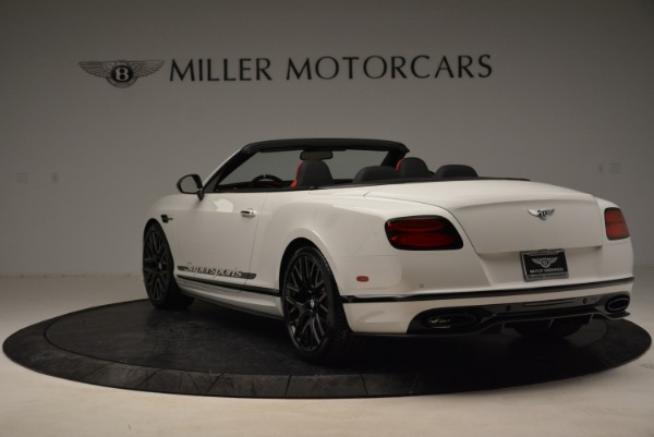 Used 2018 Bentley Continental GTC Supersports Convertible for sale Sold at Alfa Romeo of Westport in Westport CT 06880 5