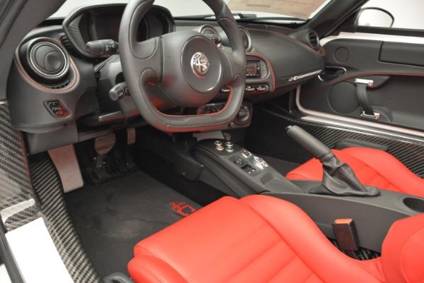New 2018 Alfa Romeo 4C Spider for sale Sold at Alfa Romeo of Westport in Westport CT 06880 19