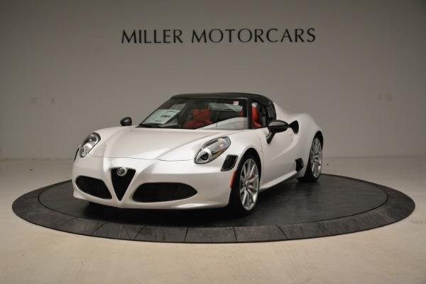 New 2018 Alfa Romeo 4C Spider for sale Sold at Alfa Romeo of Westport in Westport CT 06880 2
