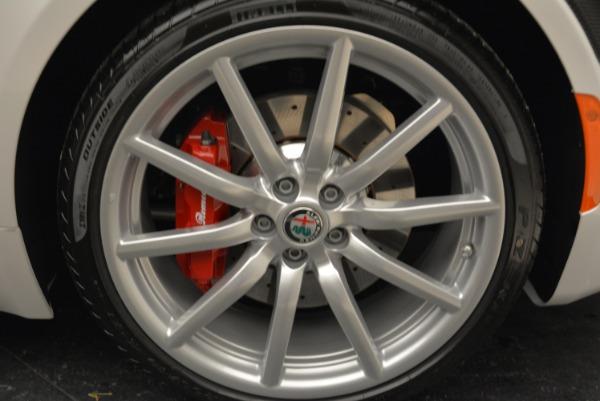 New 2018 Alfa Romeo 4C Spider for sale Sold at Alfa Romeo of Westport in Westport CT 06880 27