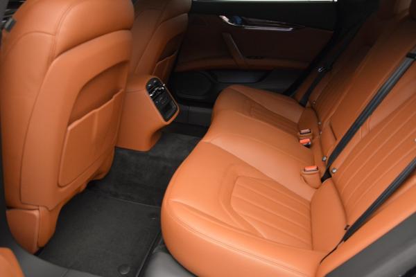 New 2016 Maserati Quattroporte S Q4 for sale Sold at Alfa Romeo of Westport in Westport CT 06880 19