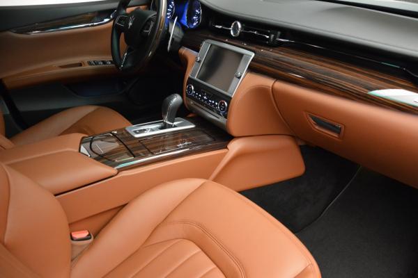 New 2016 Maserati Quattroporte S Q4 for sale Sold at Alfa Romeo of Westport in Westport CT 06880 20