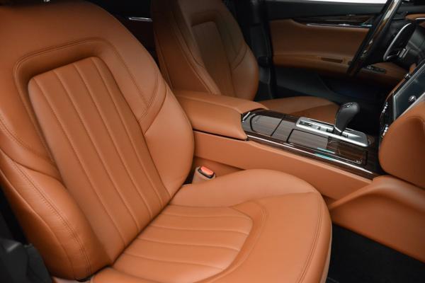 New 2016 Maserati Quattroporte S Q4 for sale Sold at Alfa Romeo of Westport in Westport CT 06880 22