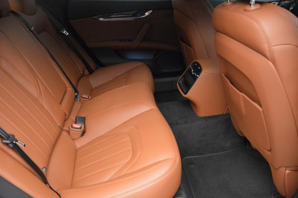 New 2016 Maserati Quattroporte S Q4 for sale Sold at Alfa Romeo of Westport in Westport CT 06880 24