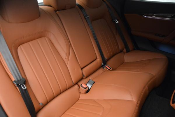 New 2016 Maserati Quattroporte S Q4 for sale Sold at Alfa Romeo of Westport in Westport CT 06880 25