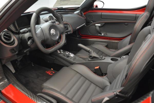 New 2018 Alfa Romeo 4C Spider for sale Sold at Alfa Romeo of Westport in Westport CT 06880 20