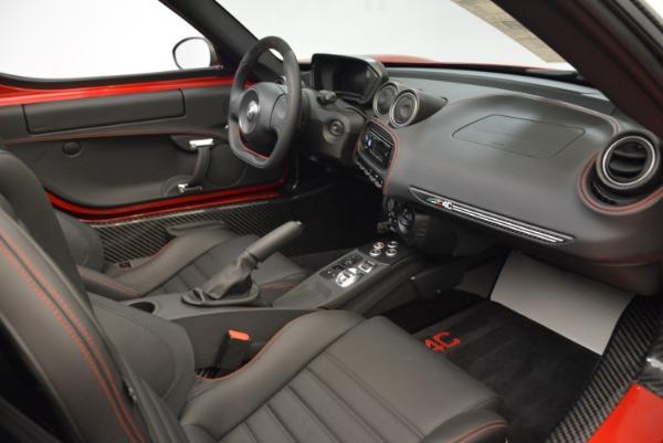 New 2018 Alfa Romeo 4C Spider for sale Sold at Alfa Romeo of Westport in Westport CT 06880 23