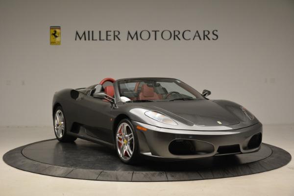 Used 2008 Ferrari F430 Spider for sale Sold at Alfa Romeo of Westport in Westport CT 06880 11