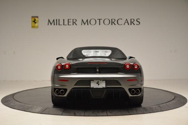 Used 2008 Ferrari F430 Spider for sale Sold at Alfa Romeo of Westport in Westport CT 06880 18